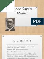 Enrique González Martínez (1871-1952)
