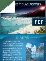 Glaciaresyglaciación