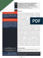 Paradoxos Entre Governança Corporativa e Ocorrência de Práticas de Corrupção