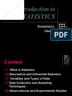 Chapter1 Introduction to Statistics
