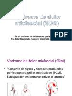 Sindrome de Dolor Miofascial (1)