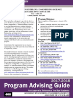 aerospace engineering advising guide