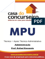 Apostila MPU Técnico - Administracao e Gestão de Pessoas.pdf