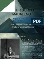 Javier Sordo Madaleno