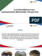 Presentación Gestión y organización de la jornada laboral docente en ámbito rural - UGEL Castilla de Arequipa