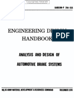 (DARCOM-P 706-358) -Engineering Design Handbook - Analysis and Design of Automotive Brake Systems_-U.S. Army Materiel Command