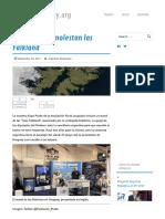 A Macri No Le Molestan Las Falkland – Argentinatoday
