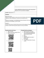 lesson plan tech assignment 1