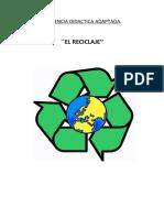 Secuencia Didactica Reciclaje