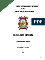 Separata Sociología General 2014 Inicial