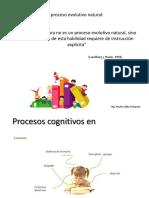 Estrategias Para El Desarrollo de La Fluidez Lectora
