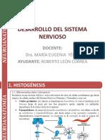 01 - DESARROLLO DEL SN - NEUROANATOMÍA - ROBERTO LEÓN CORREA