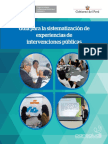 Guia para Sistematizacion de Experiencias de Intervenciones Públicas.pdf