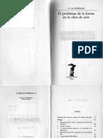 Hildebrand, A von -El problema de la forma en la obra de arte.pdf