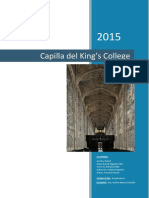 Capilla Kings College