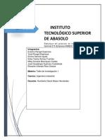 Proyecto Maquiladora