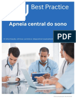 Apneia Central Do Sono