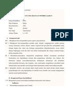 RPP Kurikulum 2013 Materi Koloid