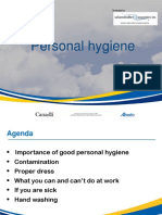 Personal Hygiene Pp