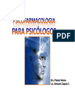 Taller Psicofarmacologia Para Psicologos