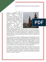 18 de Agosto- Descubrimiento de la Península de Santa Elena- Ecuador.