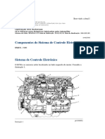 Componentes Do Sistema de Controle Eletrônico