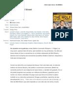 El Lobo de Wall Street resumen pelicula