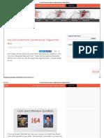 164 Java Interview Questions by Nageswara Rao _ JAVAbyNATARAJ
