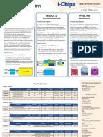 IP00C786 Image Warping Processor Overview