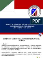 Manual de Inducción 2017-2018