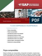 7FLUJO COMPRESIBLE E INCOMPRESIBLE.pptx
