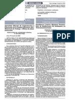 Limites Maximos Permisibles RNI06!07!2005