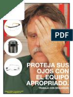 Proteja Sus Ojos-Abróchese El Cinturón