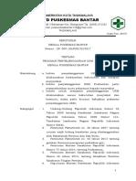SK Pedoman Penyelenggaraan UKM.doc