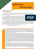 Suplemento do Boletim Olival à Lupa N.º 3