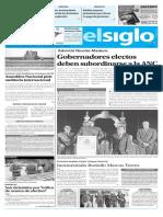 Edicion Impresa El Siglo 20-10-2017