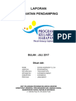 Lapbul Juli 2017- PKH Karawang
