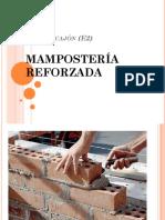 Sistema de Cajón (E2) - Mamposteria Reforzada