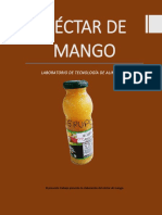 Nectar de Mango