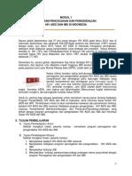 MODUL - 1 Program Pencegahan Dan Pengendalian HIV-AIDS Dan IMS