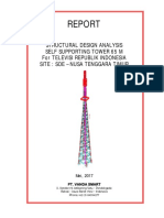 Final Tower Analysis Report Sst 65 M_soe