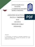 Electroquímica práctica 2