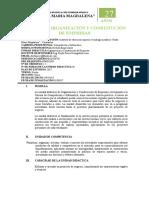 5.3. Silabo Organizacion y Constitucion de Empresas 2017