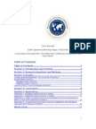 Earth Systems Internship Paper