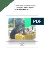 PARTICIPACIÓN EN FERIA AGROEMRESARIAL.docx