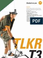 TALKR T3 Datasheet English
