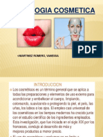 Toxicologia Cosmetica
