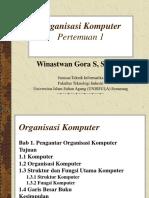 Arsitektur Dan Organisasi Komputer-1