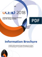 UCEED.2018.Information.brochure