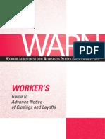 Worker Warn 2003